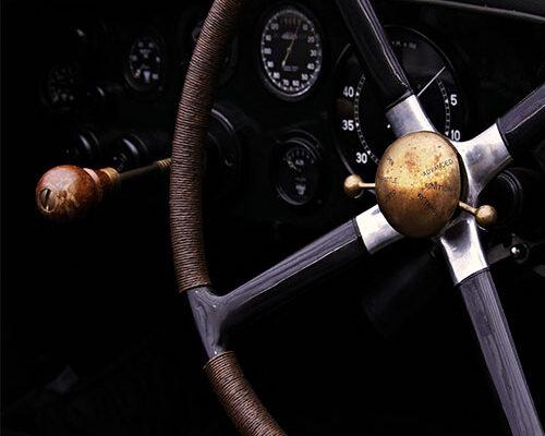Gordon Bennett Driving Route