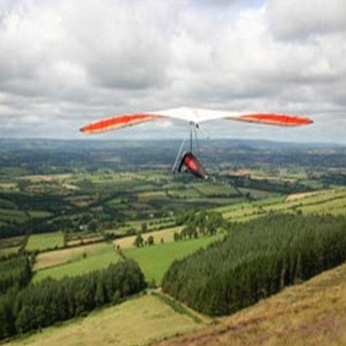 Hang Gliding & Paragliding at Mount Leinster