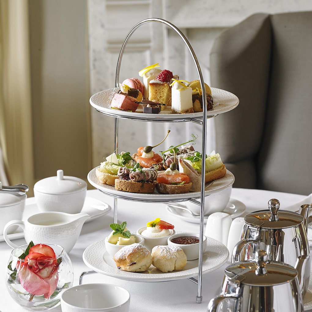 Afternoon Tea at Ballykealey House