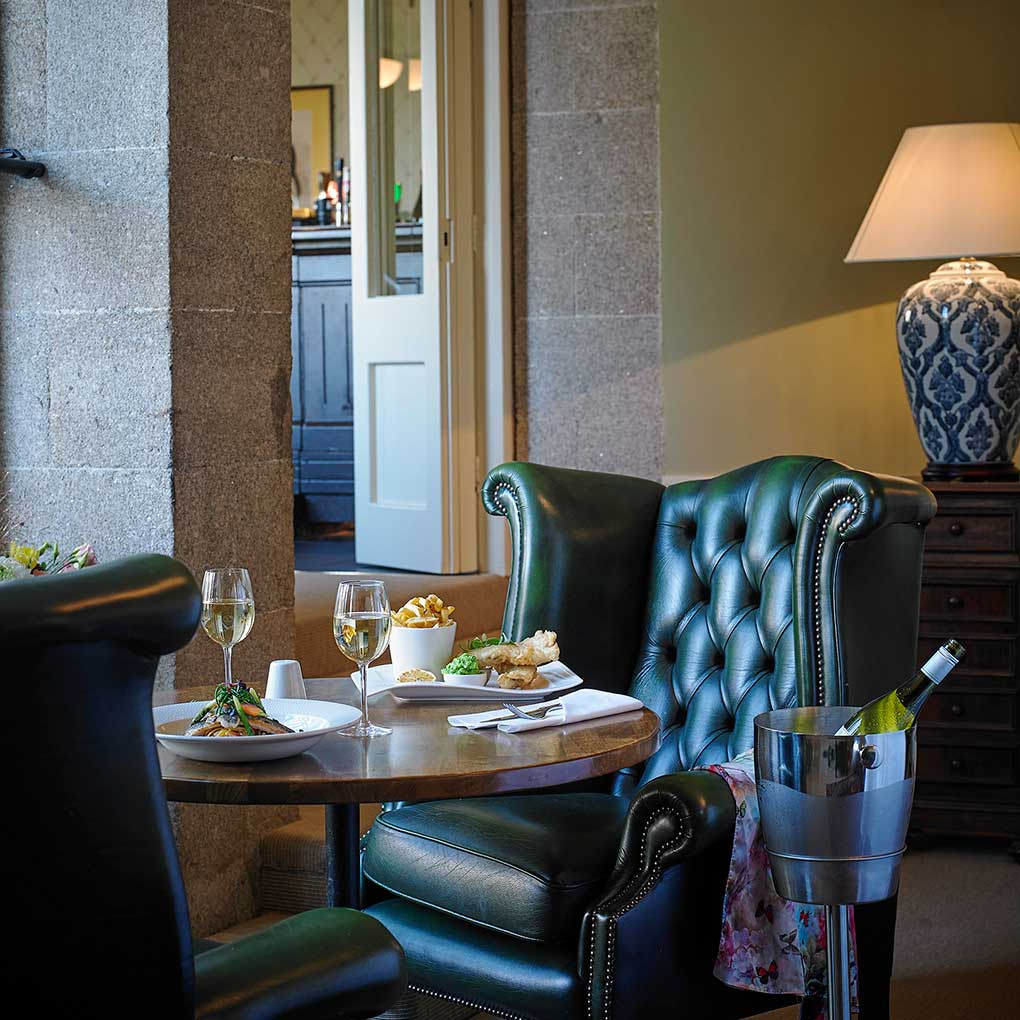 Ballykealey House Dining John Rupert Bar