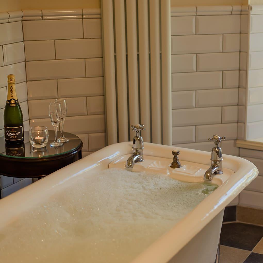 Bathroom at BallyKealey House