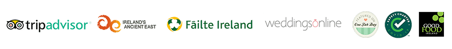 Failte Ireland, Ancient East, Restaurants Association, Trip Advisor
